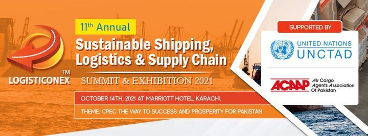 11th Annual Sustainable Shipping, Logistics & SCM Summit & Exhibition | Event in Karachi | AllEvents.in