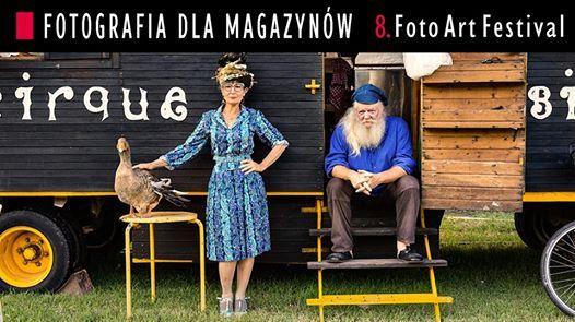 Warsztaty - fotografia dla magazynw ilustrowanych