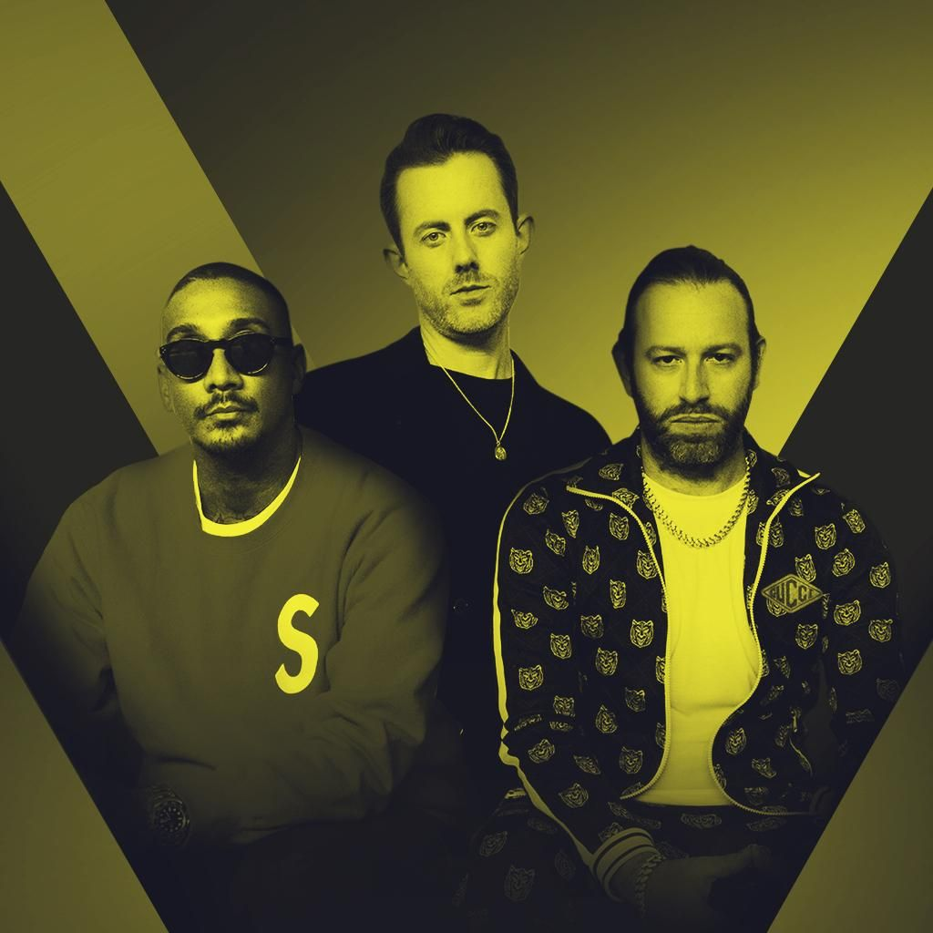 wah - chase & status (dj set) & rage + more, 7 May | Event in Northampton | AllEvents.in