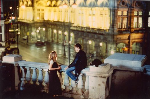 """Điện Ảnh: """"Before Sunrise"""" (Trước Lúc Bình Minh), 1995, 29 October 