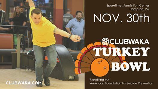 CLUBWAKA Charity Turkey Bowl