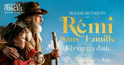 Điện ảnh: Không gia đình - Rémi sans famille | Event in Hanoi | AllEvents.in