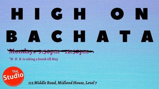 High on Bachata - Weekly Monday Social