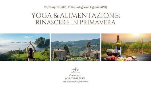 Yoga & Alimentazione: rinascere in primavera, 23 April   Event in Perugia   AllEvents.in