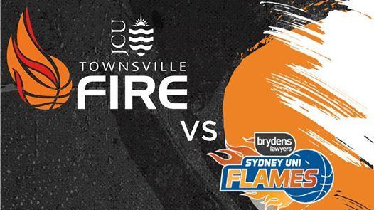JCU Townsville Fire VS Sydney Uni Flames