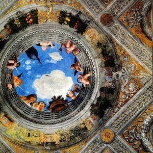 OnLine Mantova la camera degli sposi di Andrea Mantegna domenica 4 ottobre ore 1800