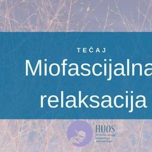 Miofascijalna relaksacija I.