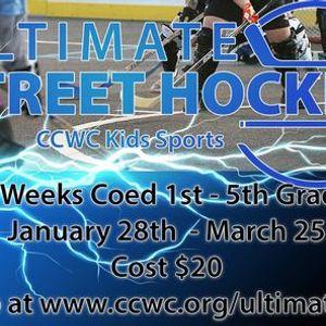 Ultimate Sports - Street Hockey 2021