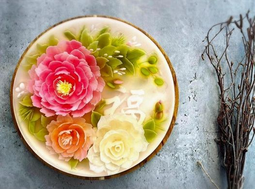 3D Jelly Art Floral - Natural Food Colourings (Basic Level), 15 August   Event in Singapore   AllEvents.in