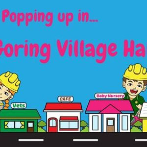 Pop Up Play Village in Goring
