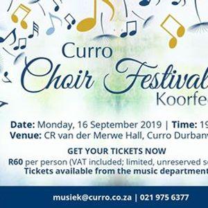 Curro Choir Festival (16 Sept 2019)