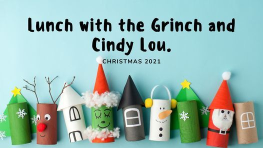 Lunch with the Grinch and Cindy Lou., 4 December | Event in Newcastle upon Tyne | AllEvents.in