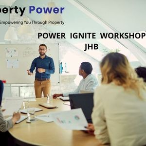 POWER IGNITE WORKSHOP - JHB