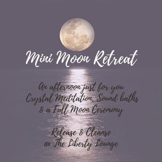 Mini Moon Retreat, 29 May | Event in Fareham | AllEvents.in