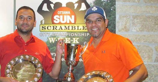 Ottawa Sun Scramble Adcor Tech D Division