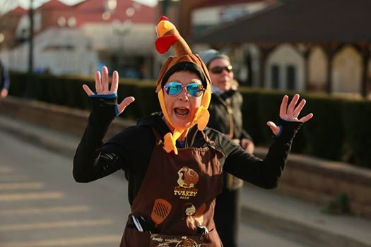 The Chocolate Turkey 3 Mile - Benefiting the Heller Center