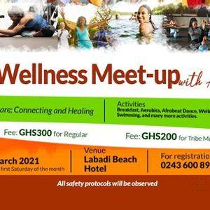 Wellness Meet-Up with Ariel