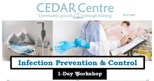 Infection Prevention & Control (1-Day Workshop), 3 June | Event in Glenvale | AllEvents.in