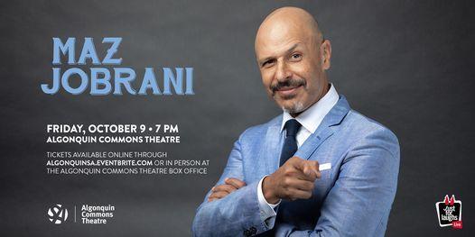 NEW DATE: Maz Jobrani, 20 May | Event in Ottawa | AllEvents.in