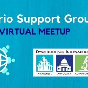 Ontario Support Group Virtual Meetup
