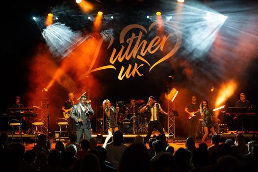 Luther - A Luther Vandross Celebration, 9 July | Event in Southampton | AllEvents.in