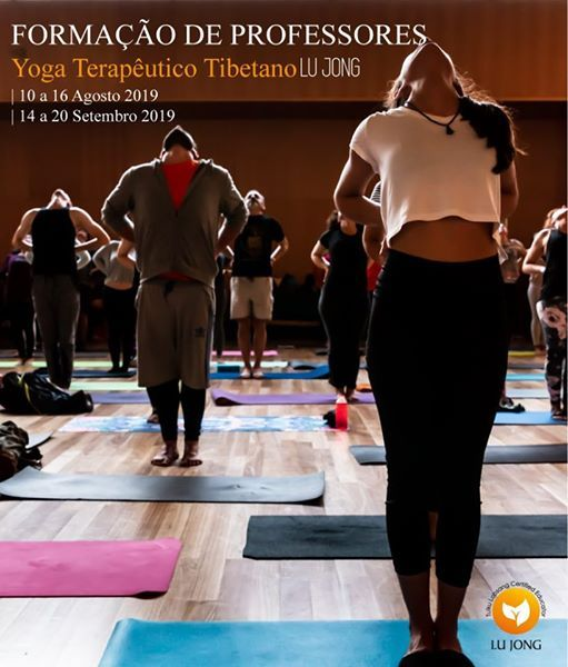 Formao Professores Yoga Teraputico Tibetano Lu Jong