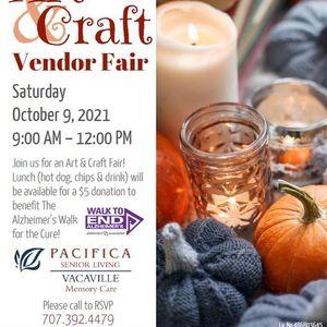 Art & Craft Vendor Fair