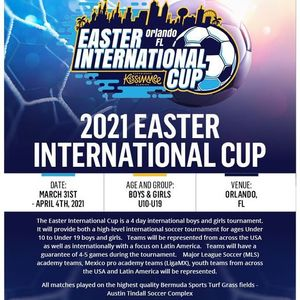 2021 Easter International Cup