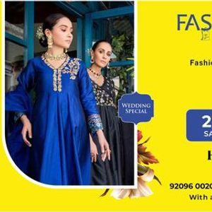 Fashionavya Fashion & Lifestyle Exhibition Akola