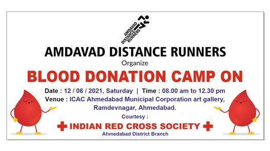 ADR Blood Donation Camp   Event in Ahmedabad   AllEvents.in