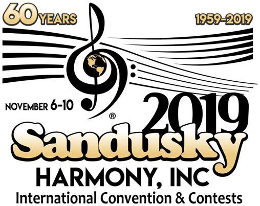 2019 Harmony Inc. International Convention and Contests
