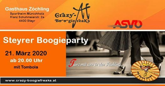 Steyrer Boogie Party
