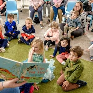 Story Time at Blackwood Library
