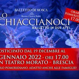 Lo Schiaccianoci a Brescia  Russian Classical Ballet