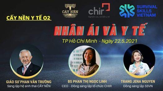 CẤY NỀN Y TẾ 02: NHÂN ÁI và Y TẾ, 22 May   Event in Ho Chi Minh City   AllEvents.in