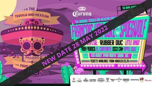 The Tequila & Mexican Food Festival 2021, 28 May | Event in Centurion | AllEvents.in
