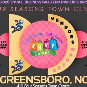 Small Business Popup Shop (Greensboro)