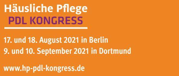 Häusliche Pflege PDL Kongress 2021 Dortmund, 9 September   Event in Dortmund   AllEvents.in