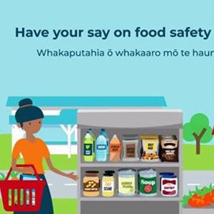 Wellington A strategy for NZ Food Safety - Public consultation