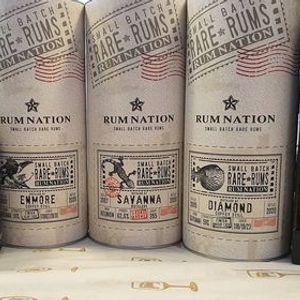 Rum Nation Romsmagning torsdag d. 26. november kl. 18.30