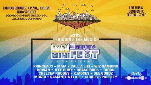 Memphis miniFEST (12/4/21), 4 December | Event in Memphis | AllEvents.in