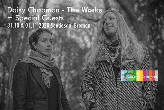 Daisy Chapman (UK) - The Works at Sendesaal Bremen
