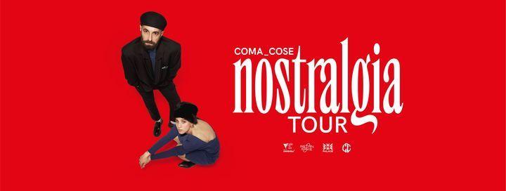 Coma_Cose Nostralgia Tour // Milano, Estate Sforzesca, 3 September   Event in Milano   AllEvents.in