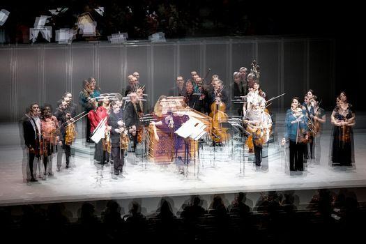 Bach & Telemann  Orquestra Barroca