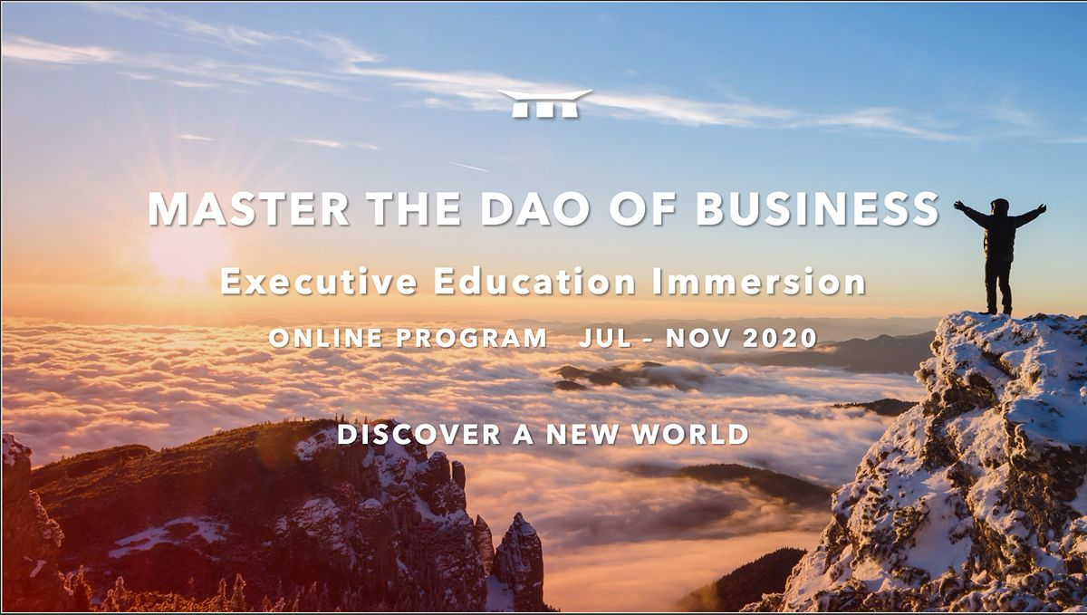 Online  Master the DAO of Business  Full Session