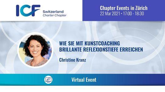 Wie Sie mit Kunstcoaching brillante Reflexionstiefe erreichen, 22 March | Online Event | AllEvents.in