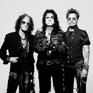 Hollywood Vampires live a Milano  10 settembre