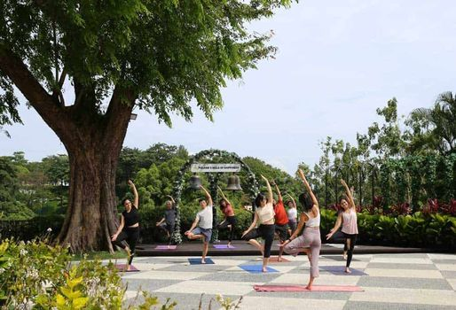 Yoga & Brunch with Urban Yogis, 26 May | Event in Singapore | AllEvents.in