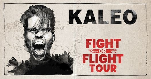 ALT 103.7 Presents KALEO - Fight or Flight Tour (MOVED TO HOB DALLAS), 24 April   Event in Dallas   AllEvents.in