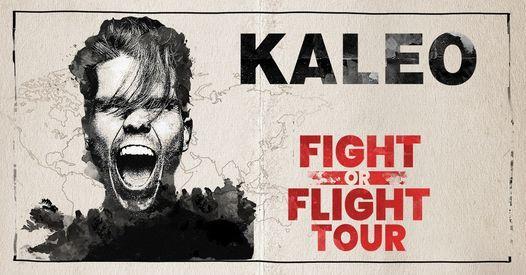 ALT 103.7 Presents KALEO - Fight or Flight Tour (MOVED TO HOB DALLAS), 19 March   Event in Dallas   AllEvents.in